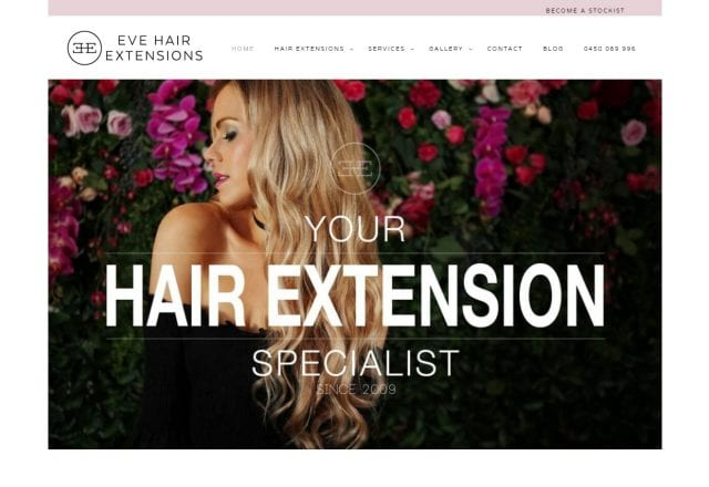 Eve Hair Extentions