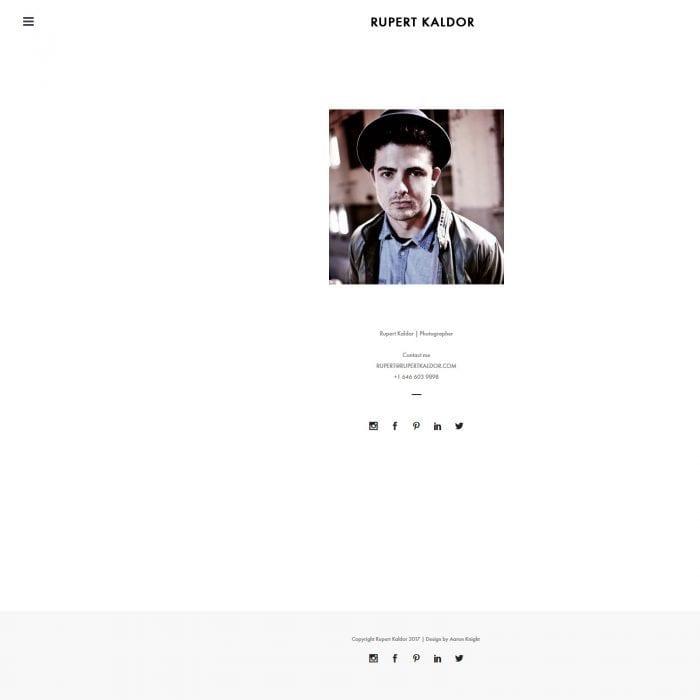 Rupert Kaldor - Contact