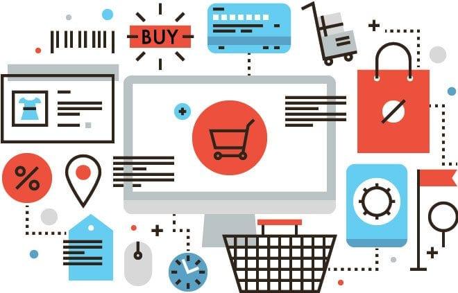 global eCommerce sales