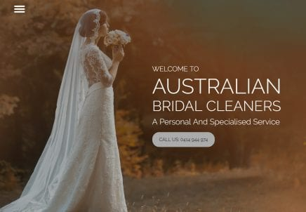 Australian Bridal Cleaners