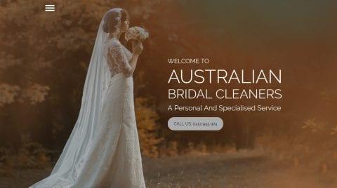 Australian Bridal Cleaners
