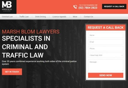 Marsh Blom Lawyers