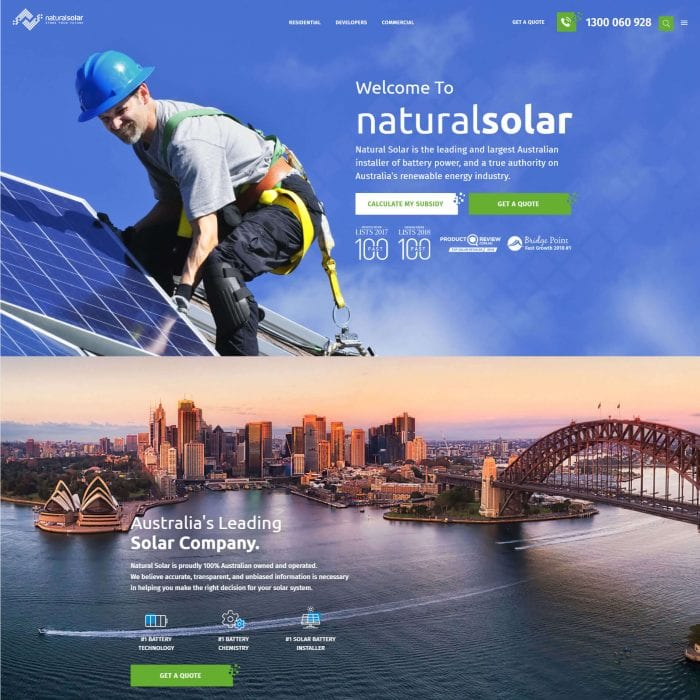 Natural Solar - Home