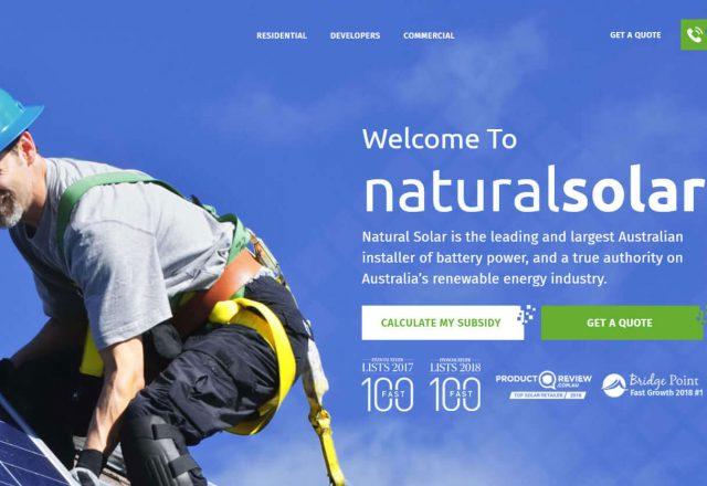 Natural Solar