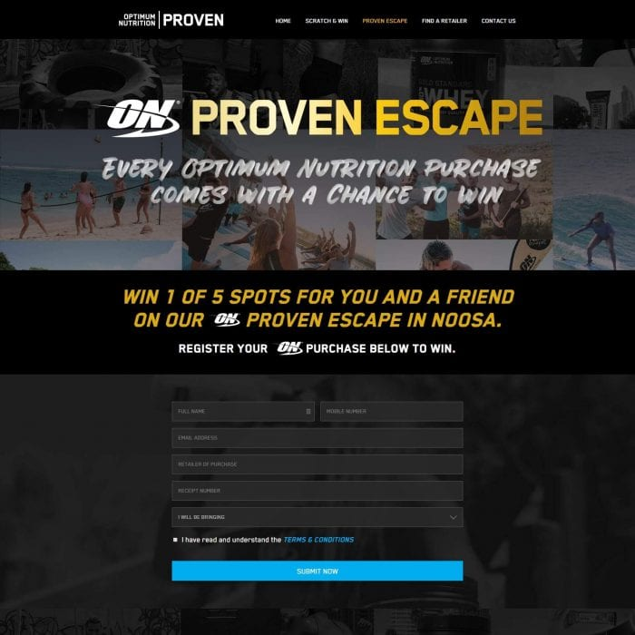 ON Proven - Proven Escape